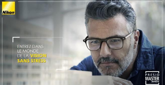 Nikon : un nouveau progressif pour « une vision sans stress »