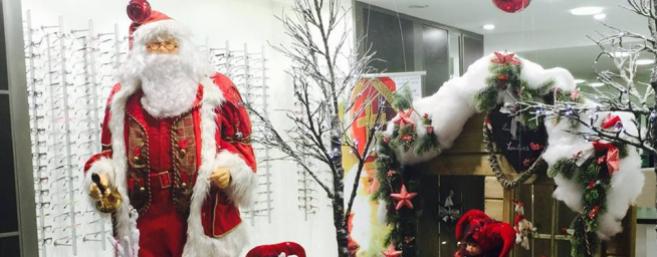 Vitrines de Noël 2015 / 2016 : les coups de cœur d'Acuité