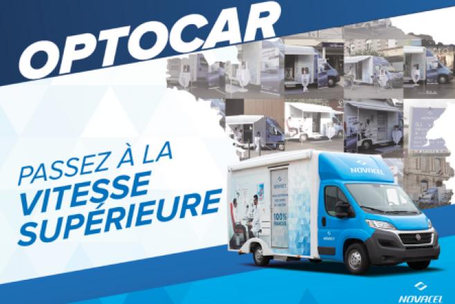Novacel : second camion Optocar