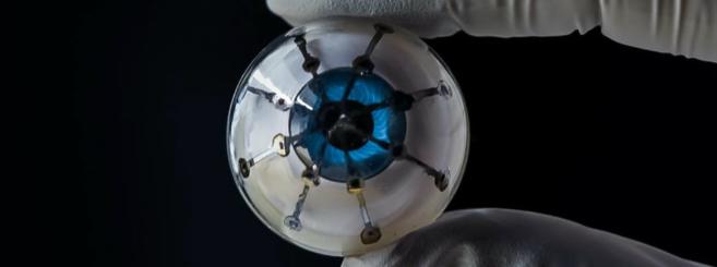 Des chercheurs impriment en 3D un œil bionique