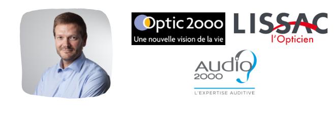 Un nouveau président pour le groupement Optic 2000-Lissac-Audio 2000