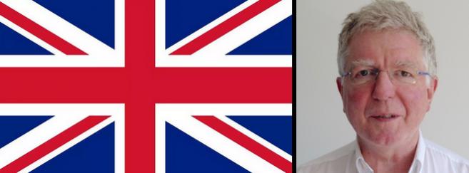 Jean-Charles Allary, optométriste à Londres