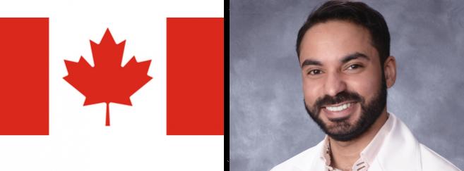 Reza Abbas Farishta, optométriste et PHD de neurosciences au Canada