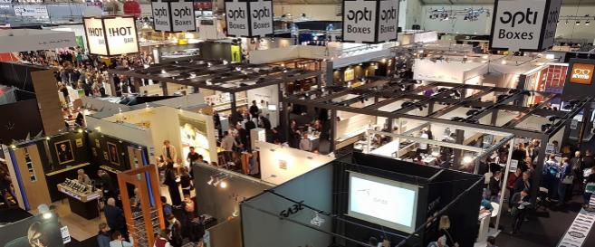 Opti Munich 2017 : un salon « dynamique » qui séduit les opticiens