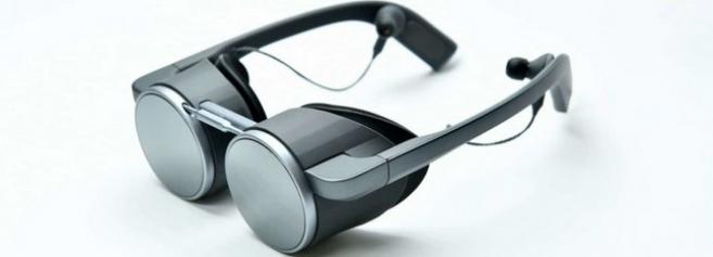 Panasonic a présenté au CES 2020 ses lunettes de réalité virtuelle