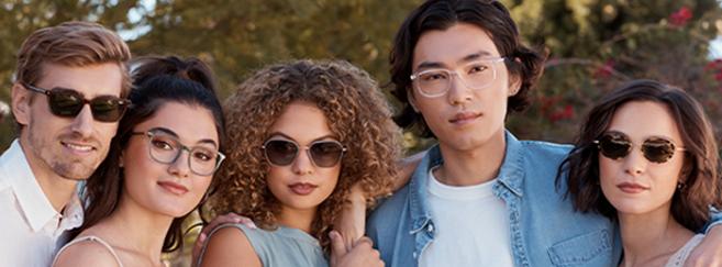 Paradigm : une collection éclectique et écoresponsable par MSK Eyewear