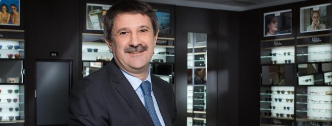 Didier Pascual, PDG du groupe Afflelou