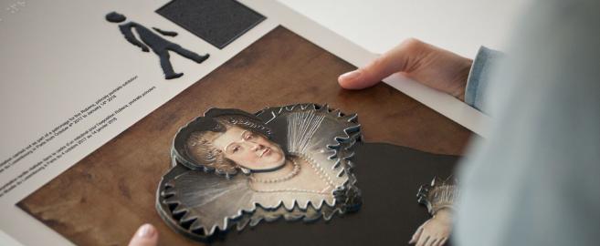 Mikli Diffusion France : la technologie d'impression 3D pour rendre l'art accessible aux déficients visuels