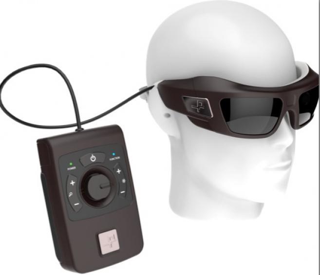 Pixium Vision : une note de design pour aider le porteur à s'approprier la technologie