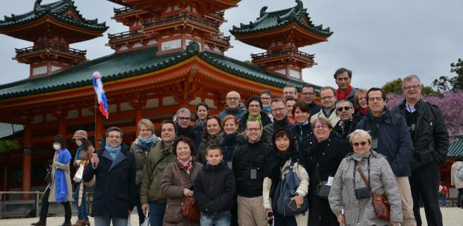 Photoreportage : A la découverte du Japon et de l'usine titane de Charmant !