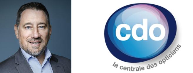 Marc Klein, directeur de la Centrale des opticiens (CDO)