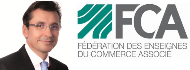 Eric Plat, réelu président de la FCA