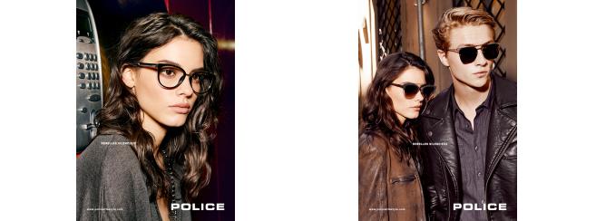 Police Eyewear lance sa collection féminine