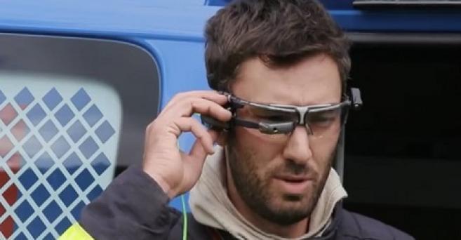 Des lunettes connectées pour les interventions de maintenance