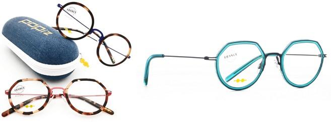 Une nouvelle gamme métal Popiz très colorée par Roussilhe
