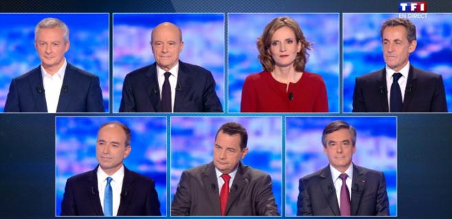 Primaire de droite : la place de l'optique dans le programme des 7 candidats
