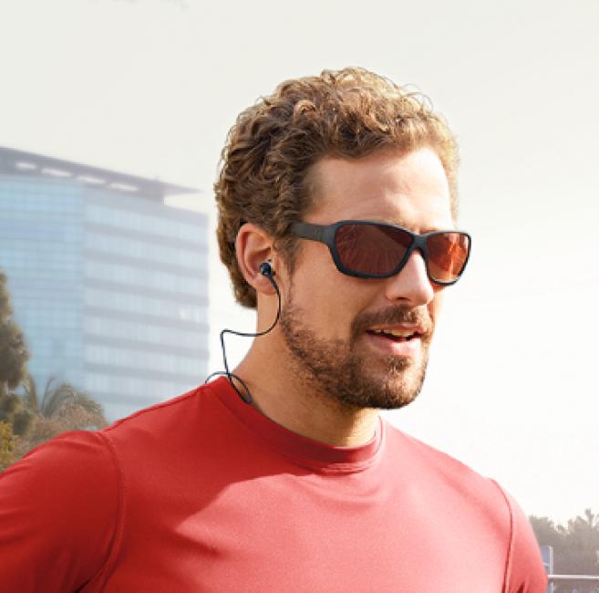 Rodenstock : un traitement miroir rouge pour se protéger des rayonnements ultraviolets et infrarouges