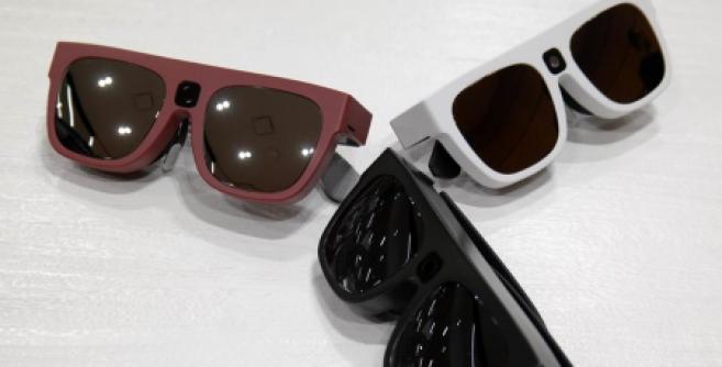 Basse Vision : Samsung présente des lunettes à réalité augmentée