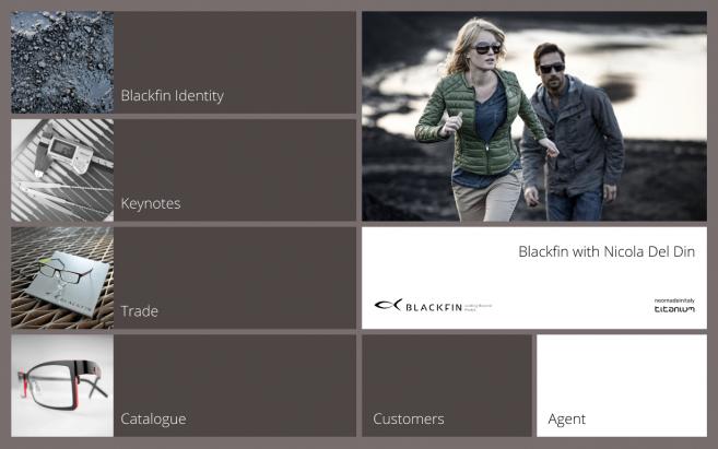 Avec Airstream, Blackfin simplifie les commandes numériques