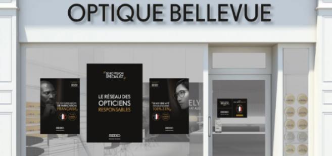 « Seiko Vision Specialist », concept international pour opticien indépendant premium