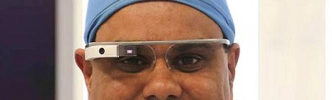 Une opération retransmise dans le monde entier avec des lunettes 3D