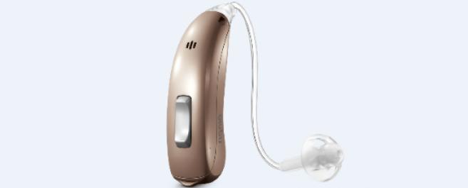 La nouvelle aide auditive de Signia allie puissance et connectivité