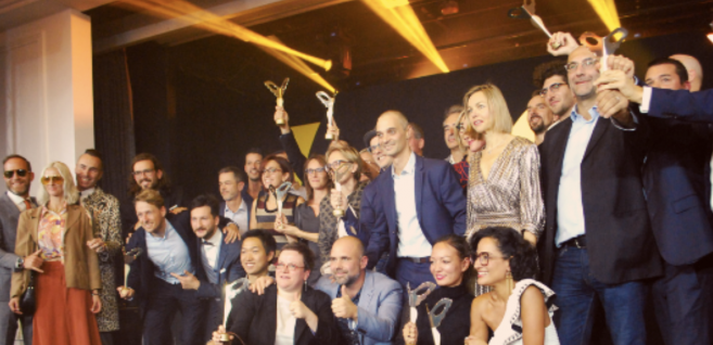 Les lauréats des Silmo d'or 2019