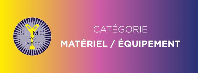 Silmo d'Or 2020 : présentation détaillée des 5 nominés de la catégorie « Matériel / équipement »
