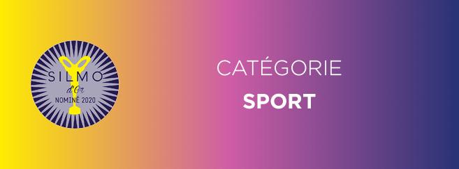 Silmo d'Or 2020 : zoom sur les 3 nominés dans la catégorie « Sport »