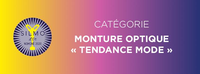 Silmo d'Or 2020 : focus sur les 5 modèles nominés dans la catégorie « Monture optique tendance mode »