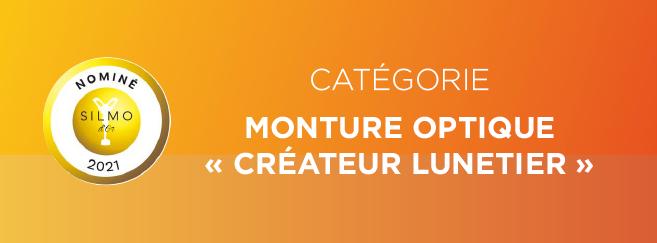 Silmo d'Or 2021 : tous les détails sur les 5 nominés dans la catégorie « Monture optique – Créateur lunetier »