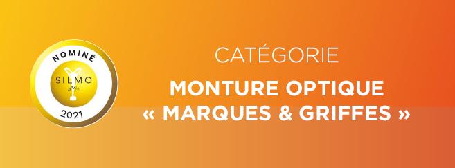 Silmo d'Or 2021 : présentation des 5 nominés dans la catégorie « Monture optique – Marques & griffes »