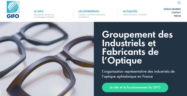 Les industriels de l'optique misent sur « une stratégie digitale élaborée »