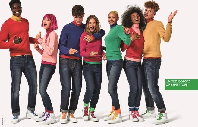 Bientôt une collection United Colors of Benetton signée Mondottica