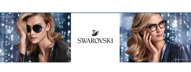Swarovski prolonge son accord de licence avec Marcolin