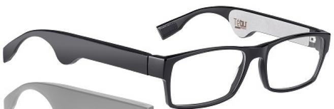 Santé et maison connectées avec les lunettes Téou d'Atol