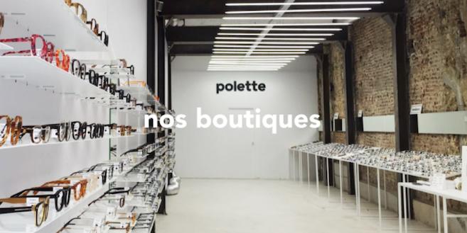 L'e-opticien l'Usine à Lunettes by Polette veut devenir