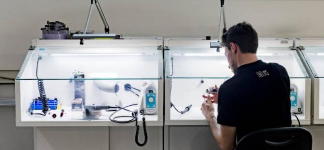 LVMH et Marcolin lancent leur deuxième manufacture de lunettes