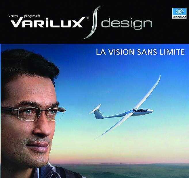 Varilux S series maintient la pression médiatique avec une campagne radio : les deux spots sur Acuité