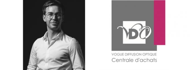 Mathieu Moise, directeur général de Vogue Diffusion Optique
