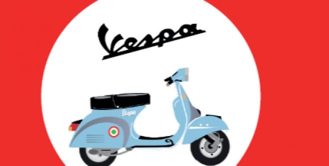 Vespa se lance dans l'optique, en partenariat exclusif avec Grasset