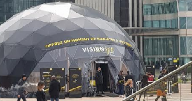Vision Tour 2018 : Nikon sensibilise le public sur la fatigue visuelle