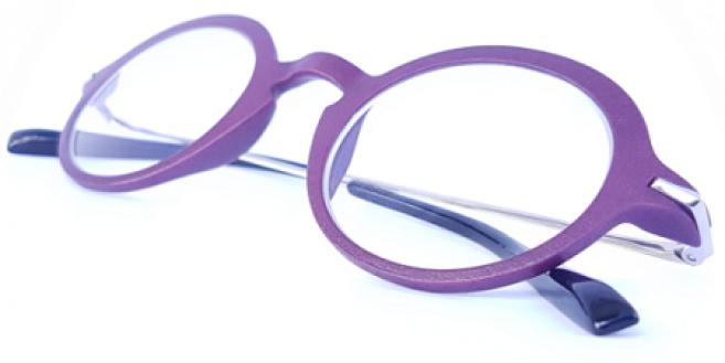 L'impression 3D au service de la haute lunetterie pour la collection de Vanessa & Mehdi