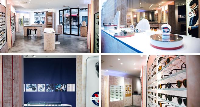 Vuarnet célèbre ses 60 ans avec une première boutique à Paris
