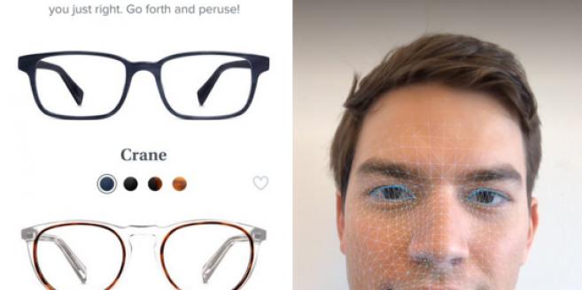Warby Parker : la reconnaissance faciale de l'iPhone X peut aider à… choisir ses lunettes
