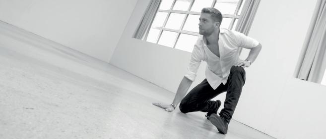 Audio 2000 organise une journée de dépistage avec le danseur Yann-Alrick Mortreuil