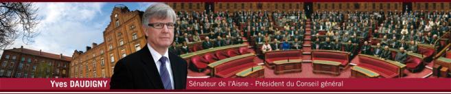 Yves Daudigny (PS) : « les réseaux fermés en optique sont nécessaires »
