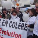 Les « opticiens en colère » ont soutenu la manifestation du 15 mars