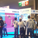 Essilor promeut ses verres Eyezen à la Paris Games Week