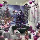 La gagnante de notre concours 2018 de la plus belle vitrine de Noël est…